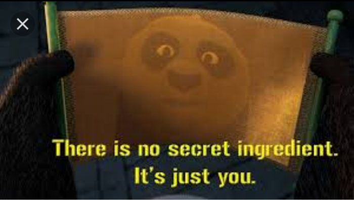 Quotes from Kung Fu Panda