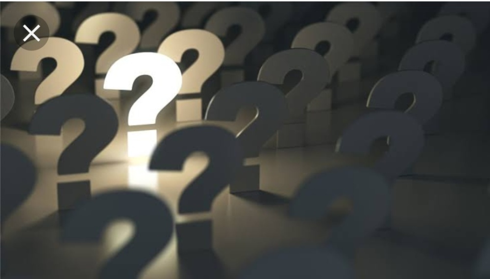 Multitude of questions in life. Procrastination, musing, mulling, over thinking