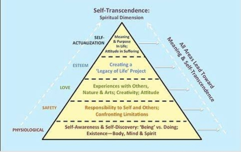 Logotherapy Psychotherapy third viennese school pyramid